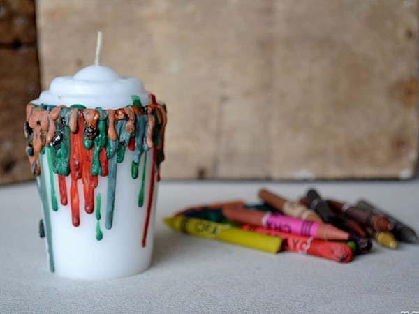 5 Ideas Para Decorar Velas En Casa De Forma Facil - Ideas-para-decorar-velas
