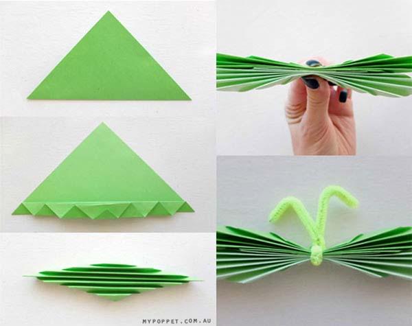 Mariposas papel paso paso imagui - Como hacer mariposas de papel ...