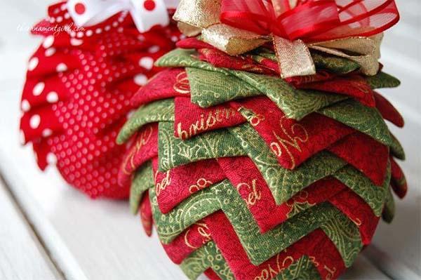 C mo hacer bolas de navidad de patchwork paso a paso - Como hacer pachwork ...