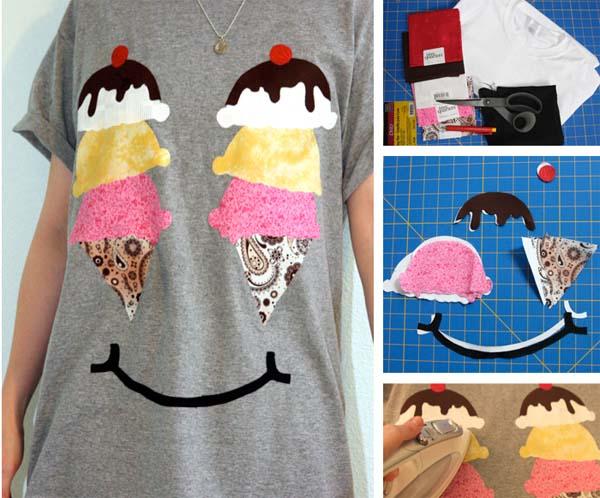 como-decorar-camiseta-con-motivos-divertidos