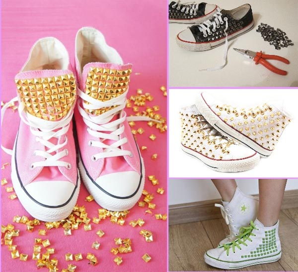 Tus Customizar 4 Ideas Converse Zapatillas Para wpWztRq7