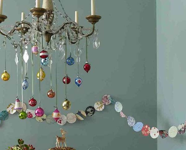 decoracion-del-hogar-con-bolas-de-navidad