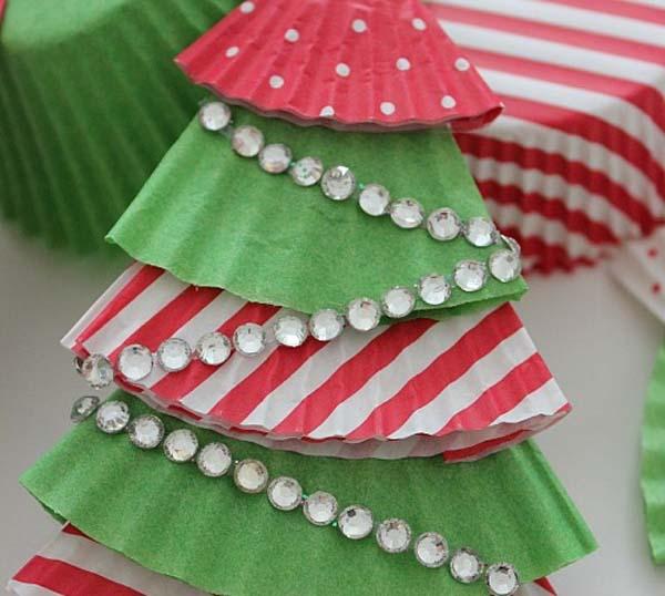 arbol-de-navidad-con-capsulas-de-cupcakes