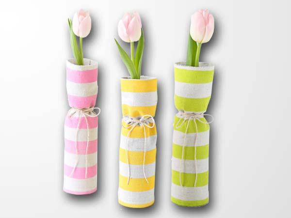 como-hacer-floreros-originales-con-botellas