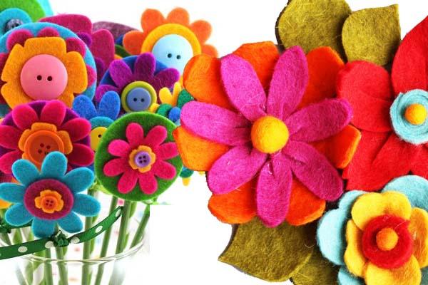 como-hacer-flores-de-fieltro