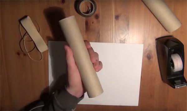como-hacer-un-bazooka-de-papel