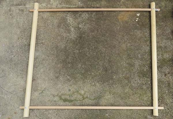 estructura-madera-hacer-hamaca-de-macrame